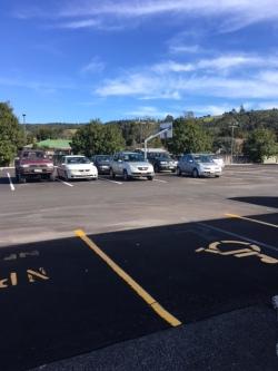 Moerewa Ward Parking lot