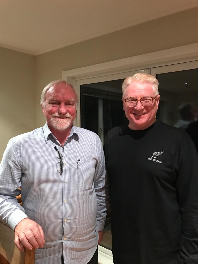 Bob and Craig Nairns