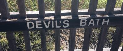 Devils bath