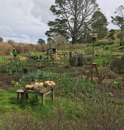 Garden hobbiton