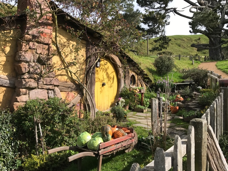 Samwise Gamgees home