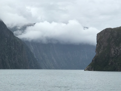 MIlford Sound cloud bridge
