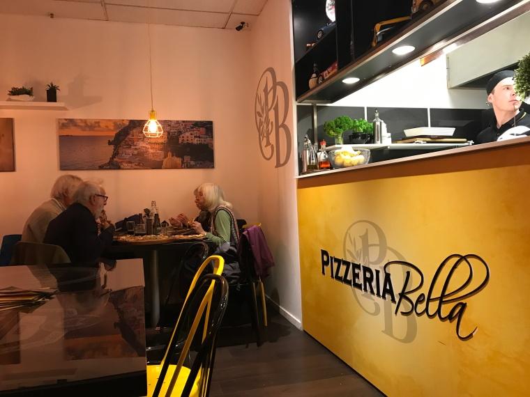 Pizzeria Bella in Nelson