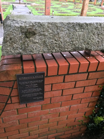 Stone from Hiroshima