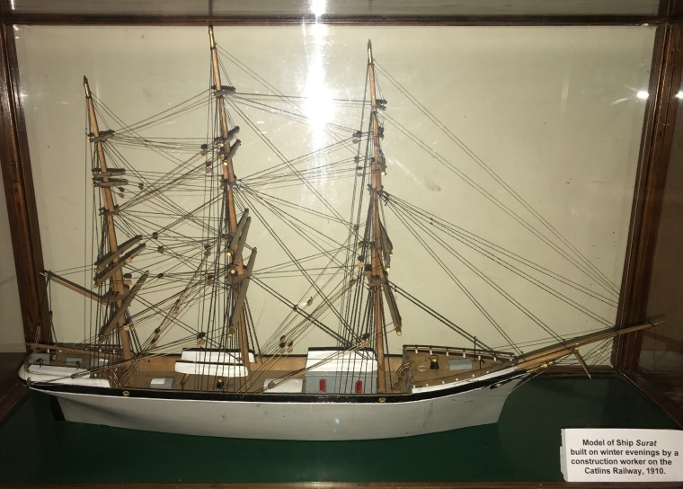 museum Surat model