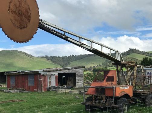 Sawmill - Forsyths Blade